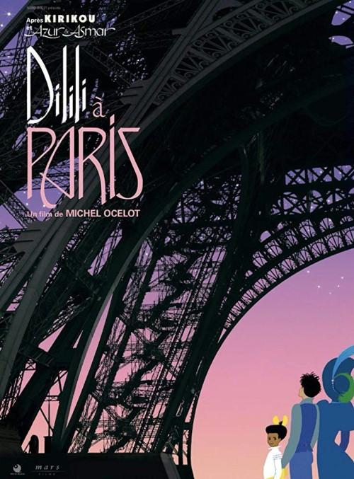 11. Przegląd Kina Francuskiego - Dilili w Paryżu