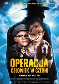Operacja Człowiek w czerni (2018) plakat