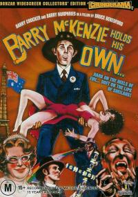 Barry McKenzie Holds His Own (1974) plakat
