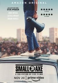 Mały topór (2020) plakat