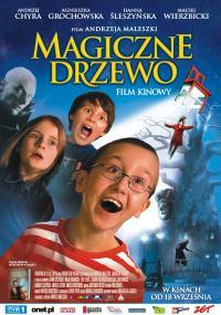 Magiczne drzewo (2008) plakat