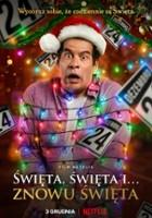 plakat - Święta, święta i... znowu święta (2020)
