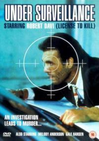 Pod obserwacją (1991) plakat