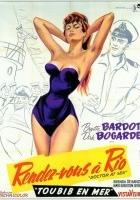 Doktor na morzu (1955) plakat