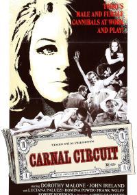 Femmine insaziabili (1969) plakat