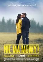 plakat - Nie ma mowy! (2015)