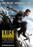 plakat - Brick Mansions. Najlepszy z najlepszych (2014)