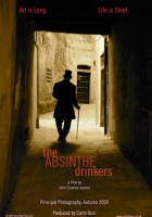 plakat - The Absinthe Drinkers (2014)