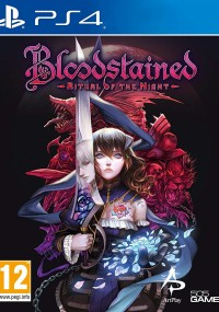 Bloodstained: Ritual of the Night (2019) plakat
