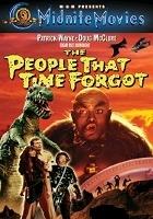 plakat - Ludzie, o których zapomniał czas (1977)