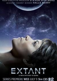 Extant: Przetrwanie (2014) plakat