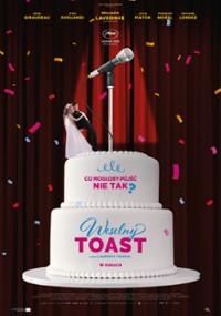 Weselny toast (2020) plakat