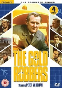 The Gold Robbers (1969) plakat