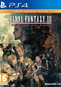Final Fantasy XII: The Zodiac Age (2017) plakat