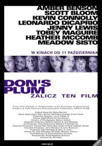 Don's Plum (2001) plakat