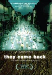 Les revenants (2004) plakat