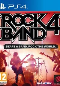 Rock Band 4 (2015) plakat