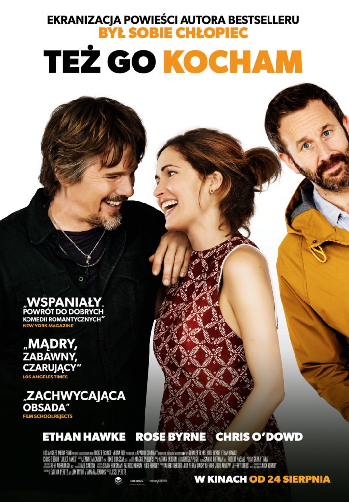 Też go kocham / Juliet, Naked premiera filmu na DVD, polska data premiery