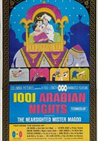1001 Arabian Nights (1959) plakat