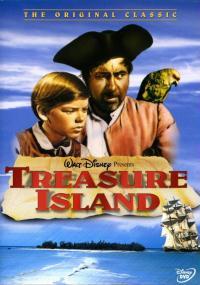 Wyspa skarbów (1950) plakat