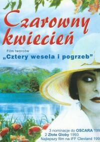 Czarowny kwiecień (1991) plakat