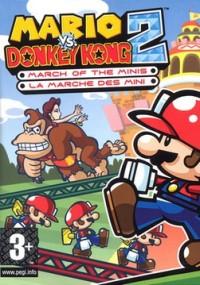 Mario vs. Donkey Kong 2: March of the Minis (2006) plakat