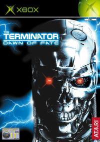 The Terminator: Dawn of Fate (2002) plakat