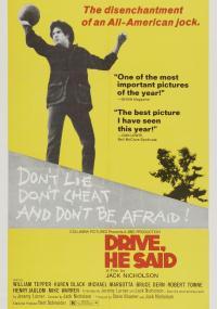 Jedźmy przed siebie (1971) plakat