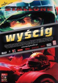 Wyścig (2001) plakat