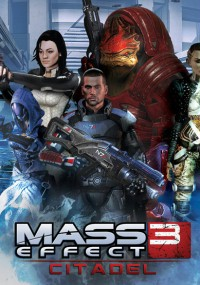 Mass Effect 3: Cytadela (2013) plakat