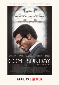 Come Sunday (2018) plakat