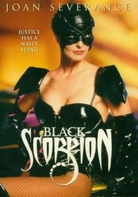 Czarny Skorpion (1995) plakat