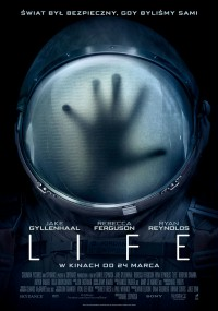 Life (2017) plakat