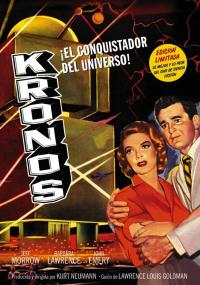 Kronos (1957) plakat