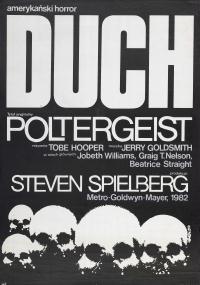 Duch (1982) plakat
