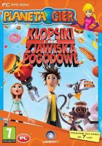 Klopsiki i inne zjawiska pogodowe (2009) plakat