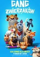 plakat - Gang zwierzaków (2019)