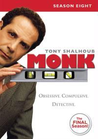 Detektyw Monk (2002) plakat