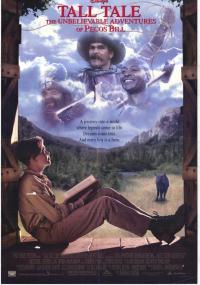 Niezwykła opowieść (1995) plakat