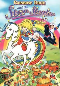 Tęczynka i Złodziejka Gwiazd (1985) plakat