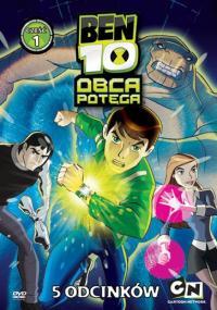Ben 10: Obca potęga (2008) plakat