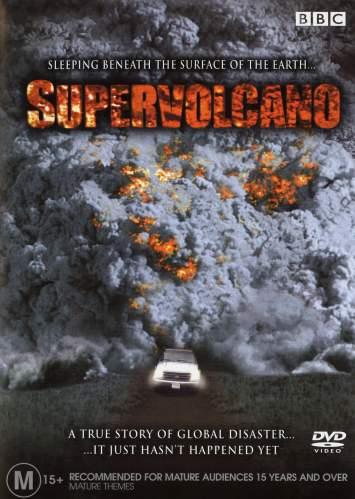 Superwulkan – scenariusz katastrofy