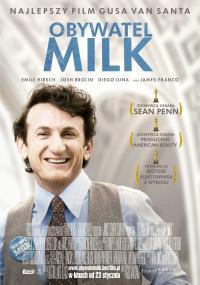 Obywatel Milk (2008) plakat