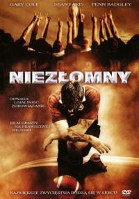 Niezłomny (2008) plakat