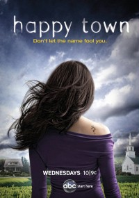 Happy Town (2010) plakat