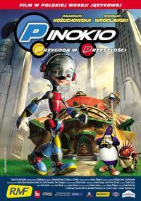 Pinokio, przygoda w przyszłości (2004) plakat