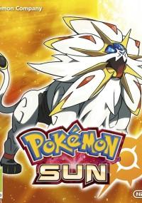 Pokemon Sun (2016) plakat