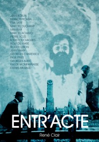 Antrakt (1924) plakat