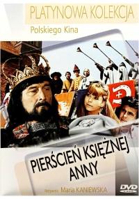 Pierścień księżnej Anny (1970) plakat