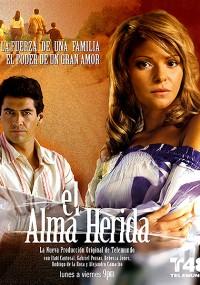 El Alma herida (2003) plakat